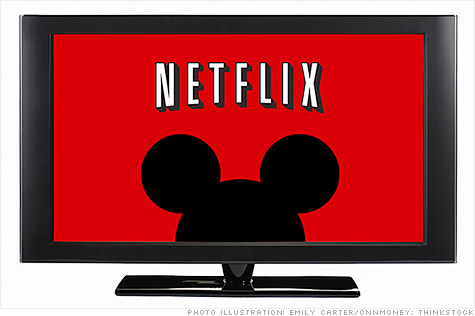 Netflix & Disney Have Streaming Magic
