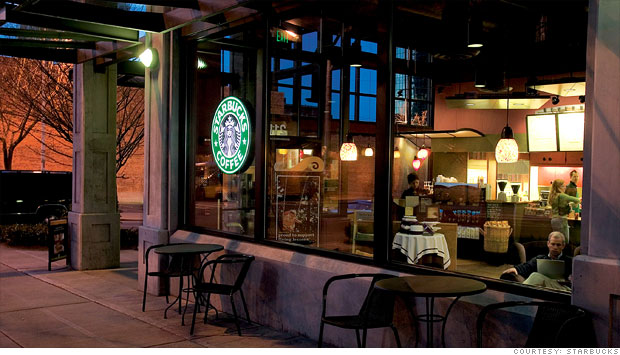 starbucks stores