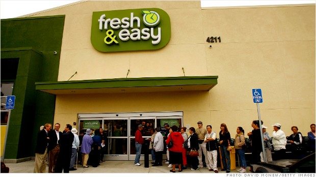 fresh and easy grocery