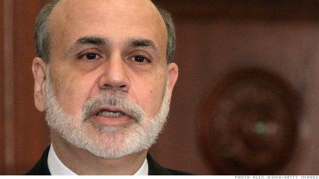 bernanke fed policy
