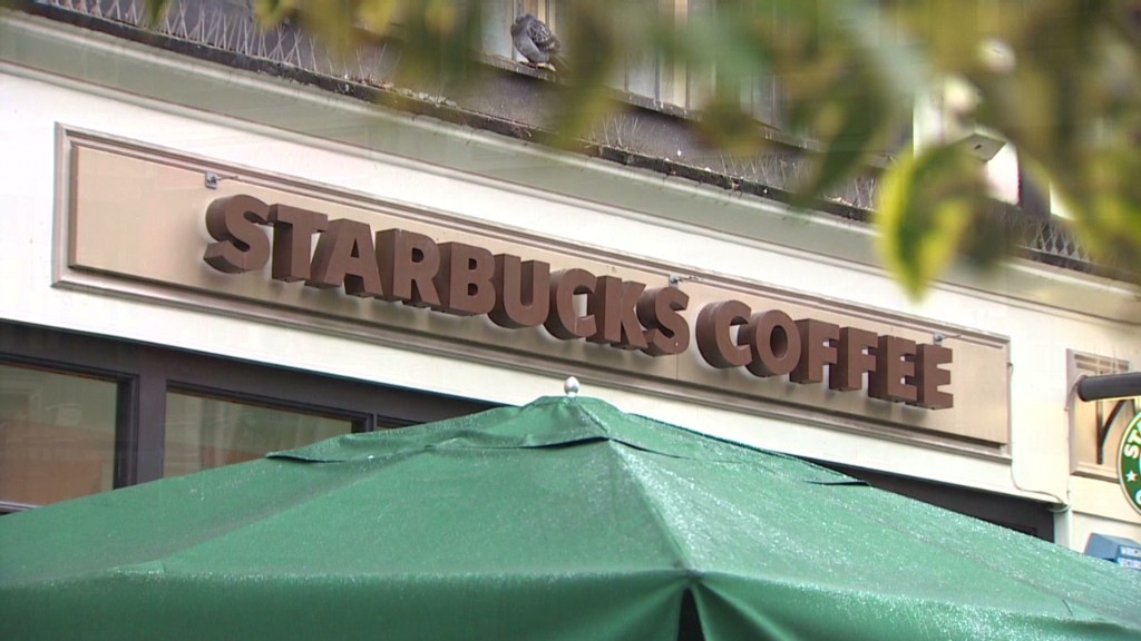 CEO defends Starbucks in UK tax outcry
