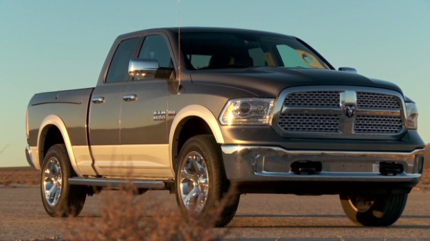 Dodge Ram: Motor Trend's Truck of the Year