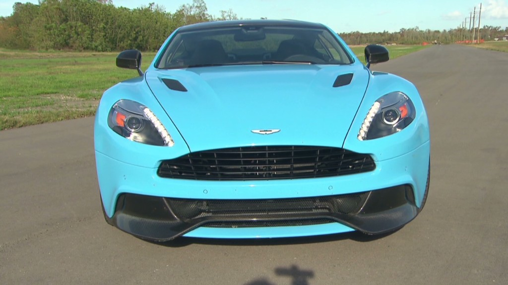Aston Martin Vanquish: Worth it