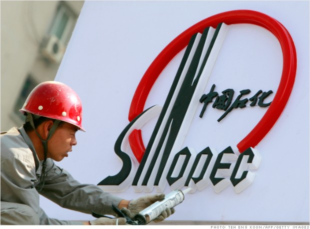 china brands sinopec 10