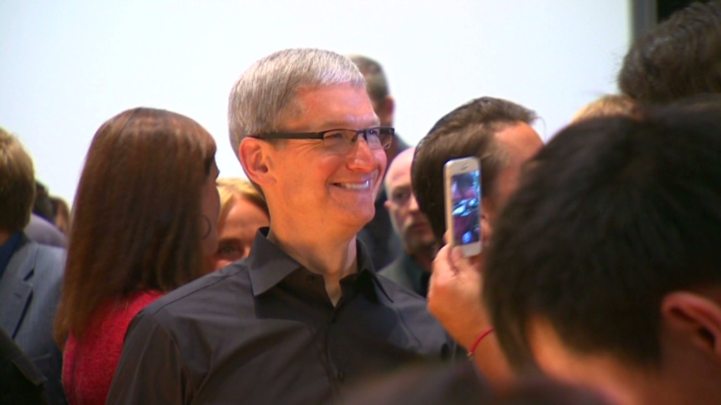 Tim Cook: Macs will be made in the USA