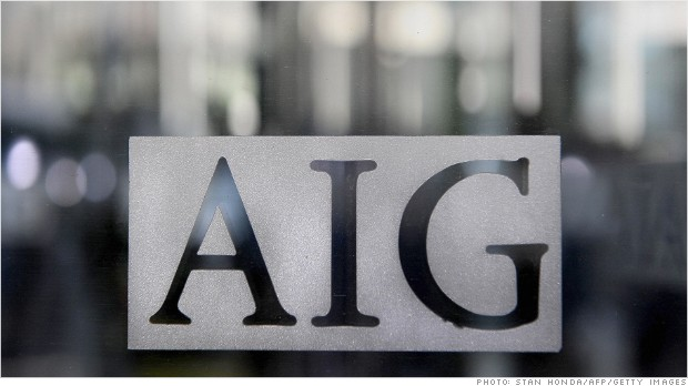 aig signage