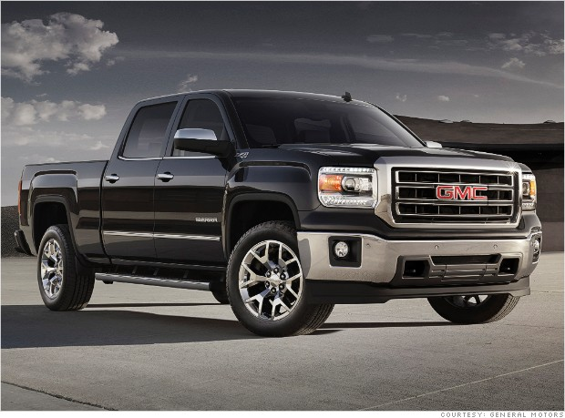 gallery 2014 gmc sierra slt three quarters