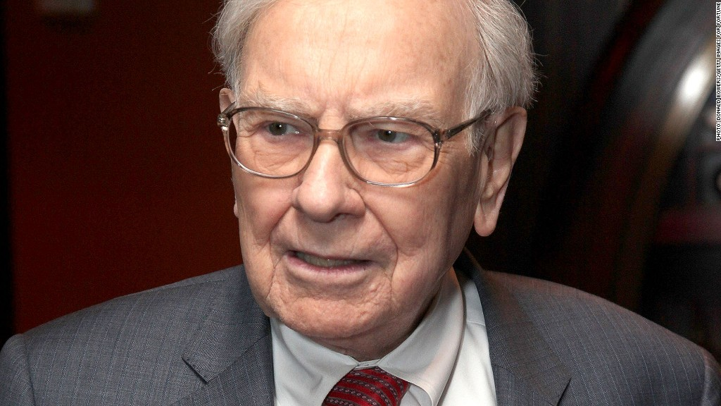 warren buffett berkshire shares 2
