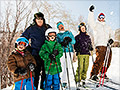 Take a ski trip for less this winter