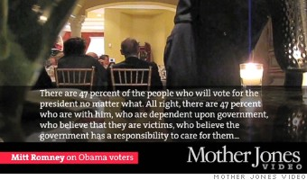 dumbest moments 2012 romney 47 percent
