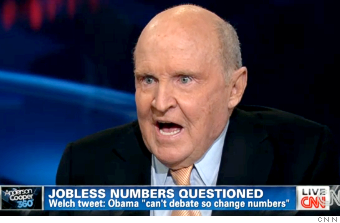 dumbest moments 2012 jack welch tweet