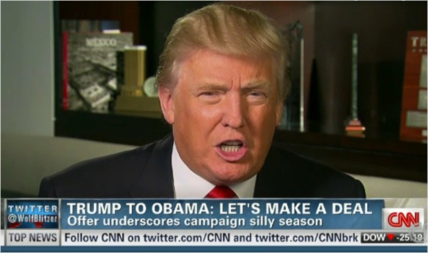 dumbest moments 2012 trump 