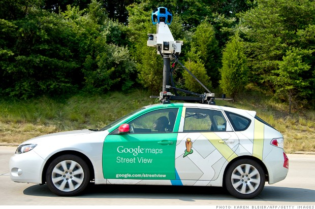 dumbest moments google street view