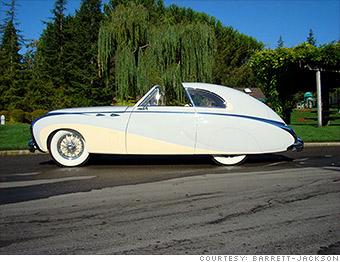 gallery barrett jackson salon cars