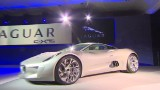 Jaguar's new hybrid sports car