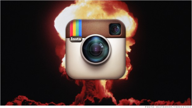 Instagram's planned policy changes on photos set off a fiery revolt