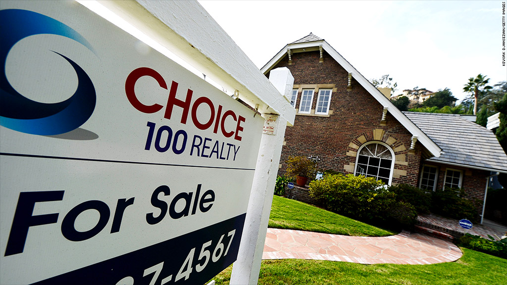 exisiting home sales