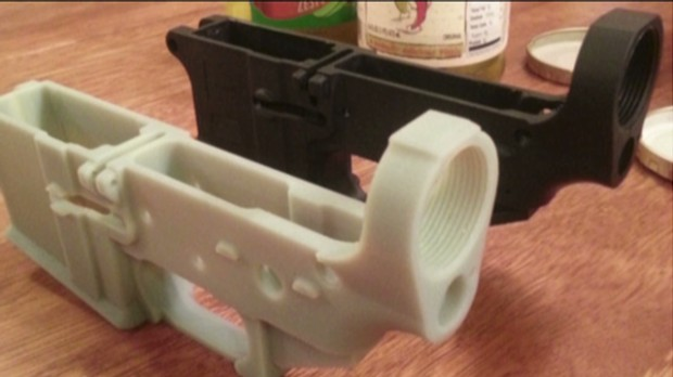 3 d printer makerbot cracks down on blueprints for gun for 3d printer blueprints