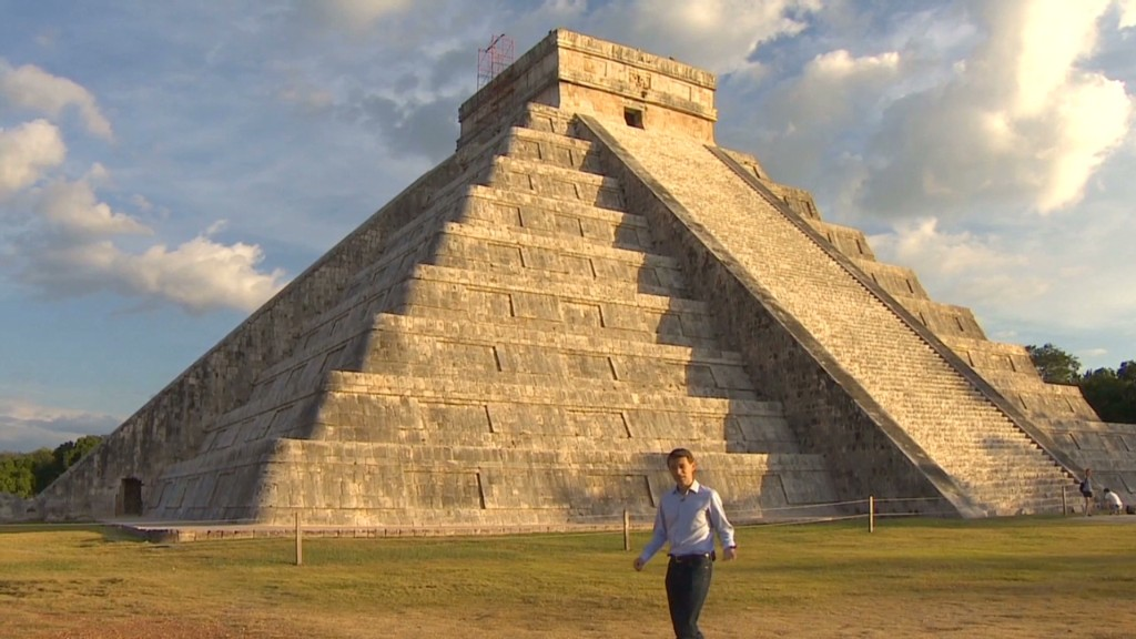 Doomsday tourism booms in Mexico