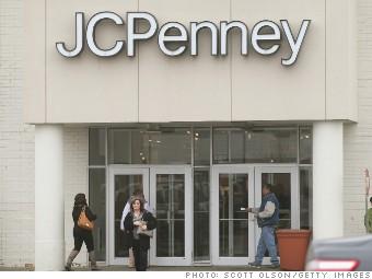 JC Penney comeback