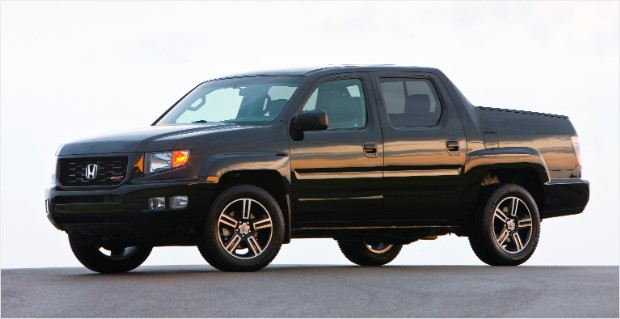2012 auto winners honda ridgeline