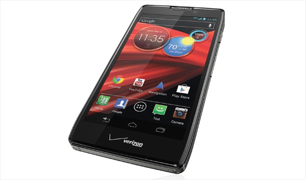 best gadgets 2012 droid razr maxx hd