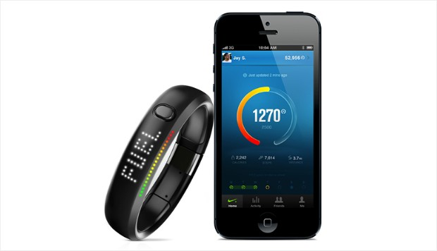 best gadgets 2012 nike plus fuelband