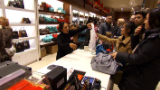 How Macy's benefits from tourists