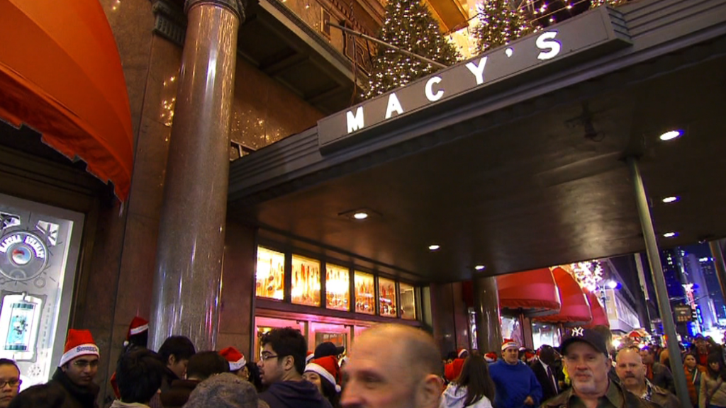 Why Macy's is spending $400M on a store