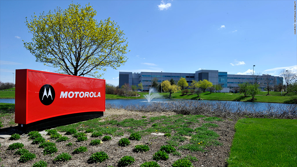 motorola mobility headquarters