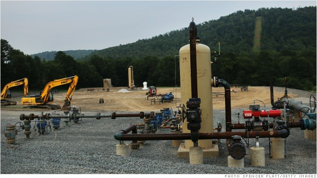 new york state fracking