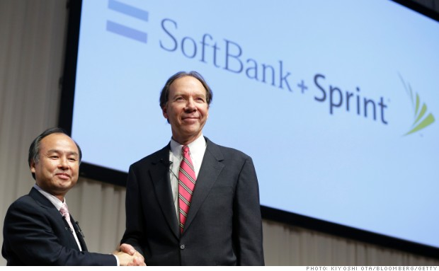 softbank sprint deal