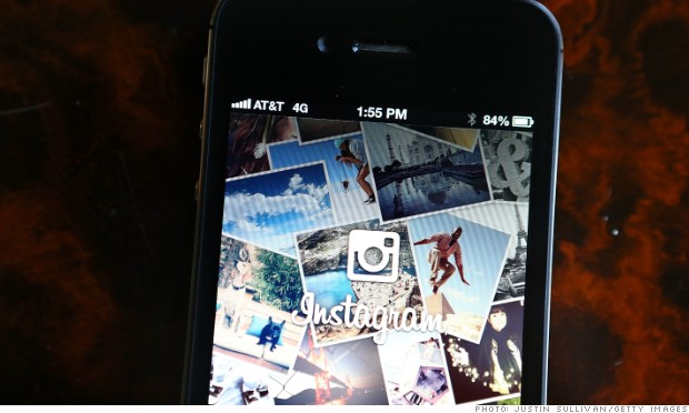 instagram mobile phone