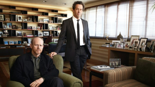 FIR14 ron howard brian grazer