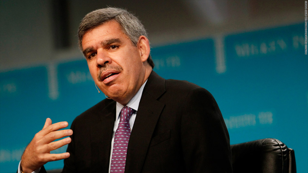 El-Erian: 'This correction will be a good thing'
