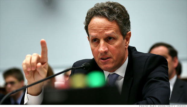 geithner debt ceiling