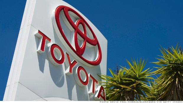 toyota signage