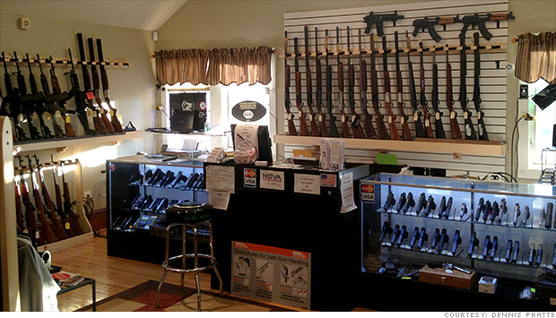 my gun shop