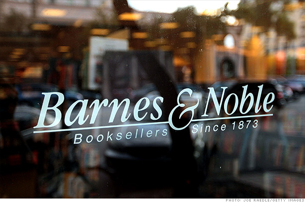 Barnes Amp Noble Stock Surges On Nook Deal The Buzz