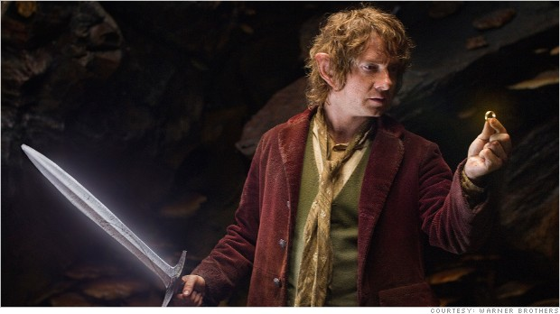 bilbo hobbit ring