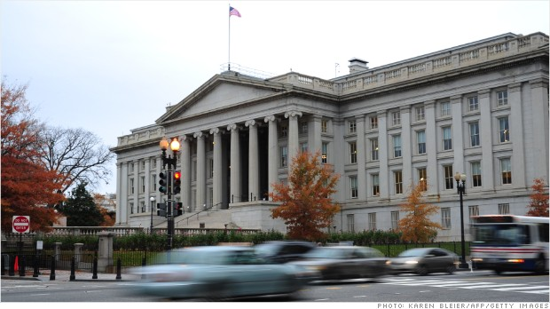 It's official: U.S. hits debt ceiling
