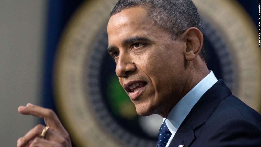 obama fiscal cliff press