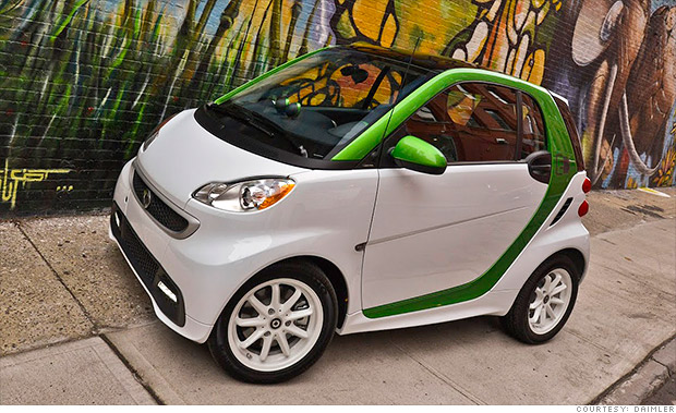 smart fortwo 10 cheapest new cars in america cnnmoney. Black Bedroom Furniture Sets. Home Design Ideas