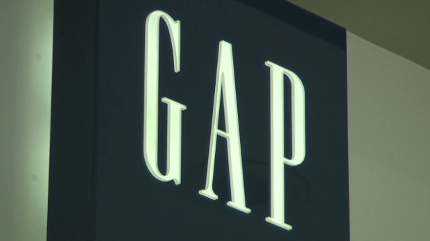 The Gap is back in style