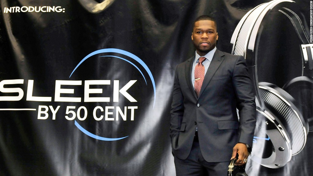 gallery 50 cent sleek