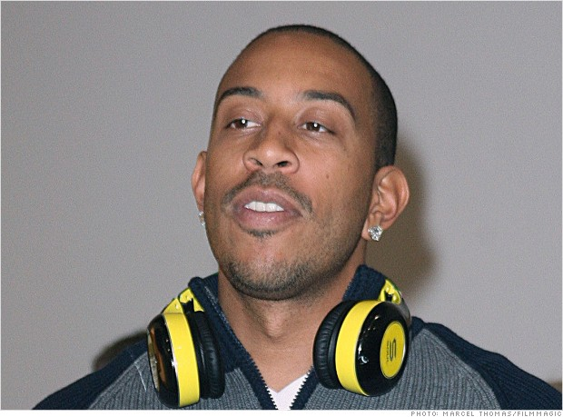 Ludacris dating history
