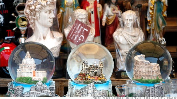 vatican gift shop