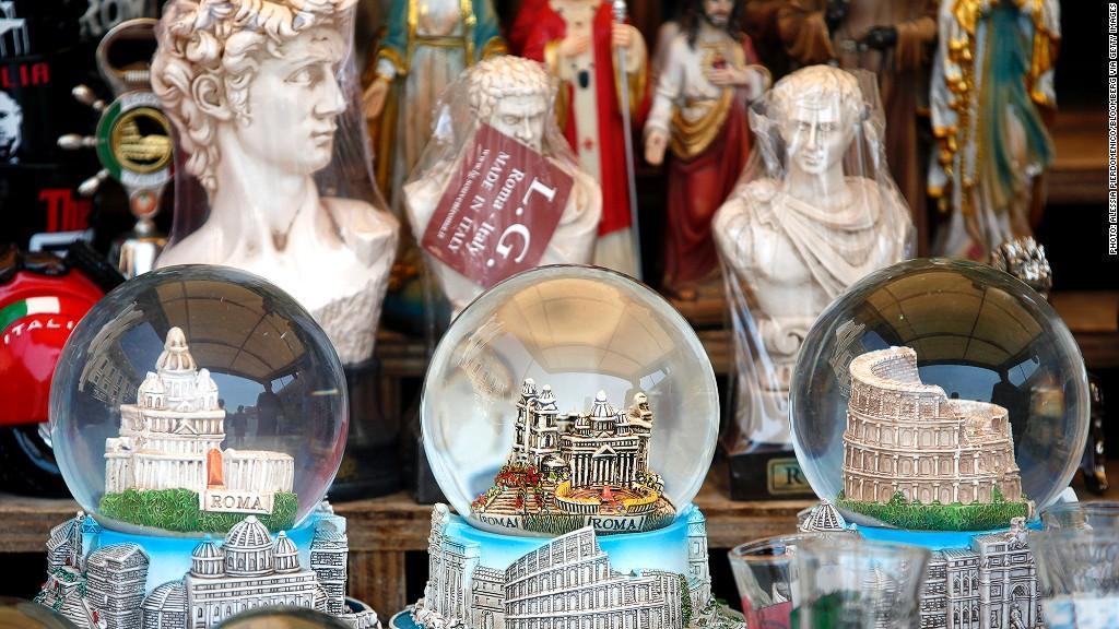 vatican gift shop