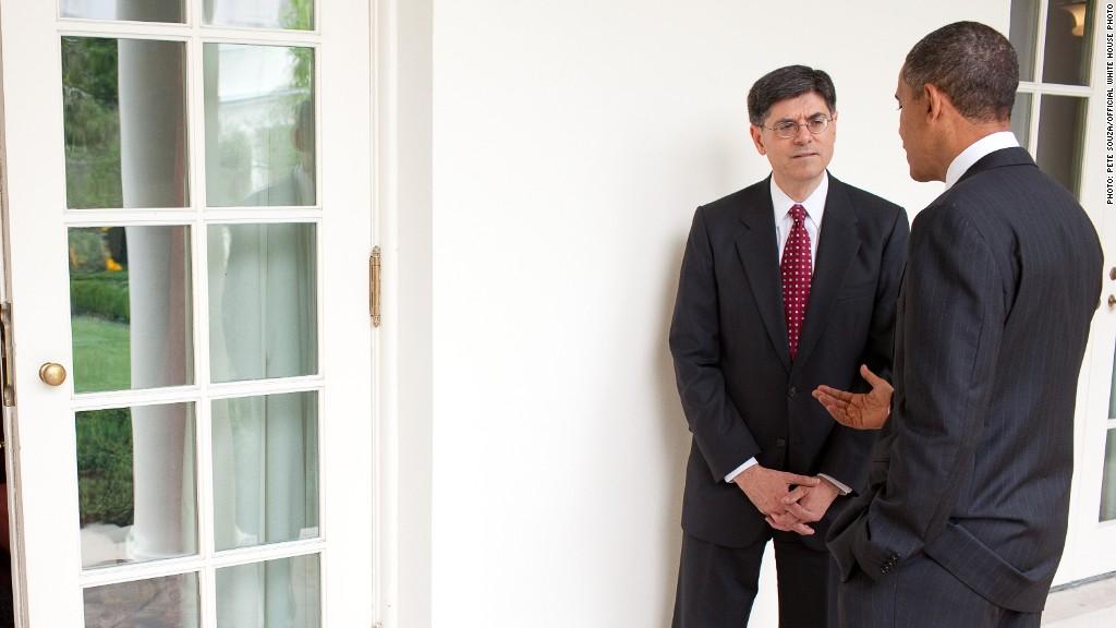 jack lew treasury secretary