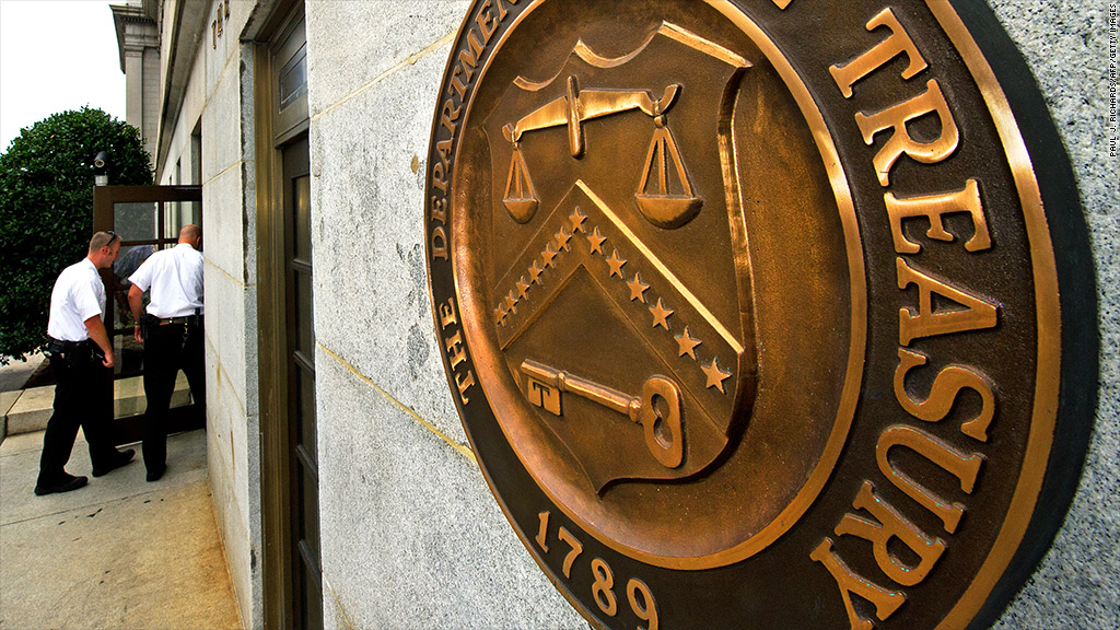 us treasury emblem